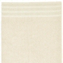 soft beige bath towel