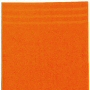deep orange bathroom towels