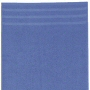 medium tone blue bathroom cotton towels