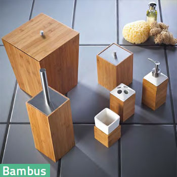 Bamboo Bathroom Accessories Other Bathroom Accessories product photo