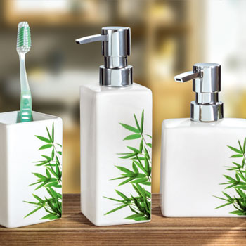 Flash Bamboo Bath Accessories Other Bathroom Accessories product photo