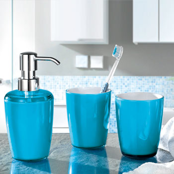 blue glass bathroom accessories. joker bath accessories other bathroom blue glass
