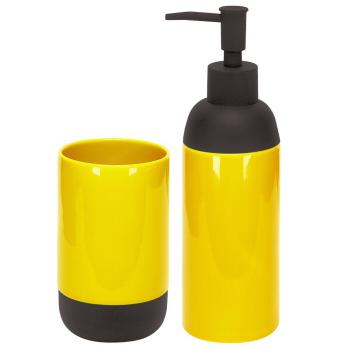 Countertop Bathroom Accessories Sets Porcelain Non Slip