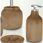 stoneware bath accessories dishwasher safe