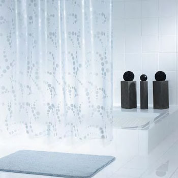 Dots Shower Curtain Shower Curtains product photo