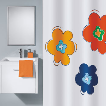 Floralis Shower Curtain Shower Curtains product photo