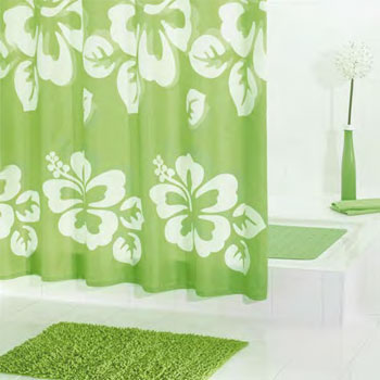 Flowerpower 2 Shower Curtain Shower Curtains product photo
