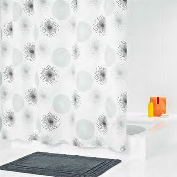 Hurricane Textile Shower Curtain Shower Curtains product photo