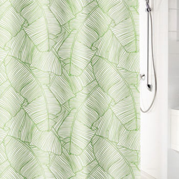 Jungle Textile Shower Curtain Shower Curtains
