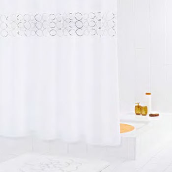 Paillette Shower Curtain Shower Curtains product photo