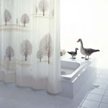 Park Textile Shower Curtain Shower Curtains product photo