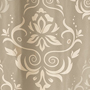 classic royalty queen shower curtain design