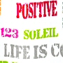 words and scripts of positive