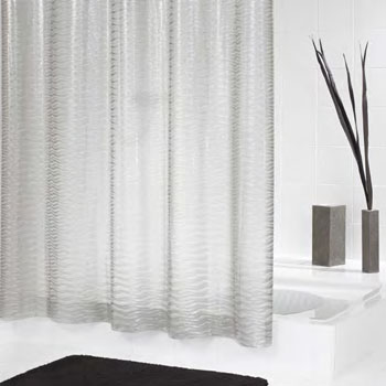 Silk Shower Curtain Shower Curtains product photo