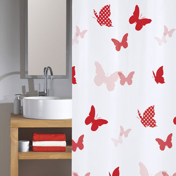 Springtime Shower Curtain Shower Curtains product photo