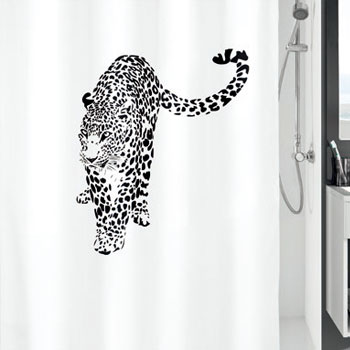 Wildcat Textile Shower Shower Curtains