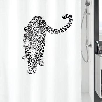 Wildcat Textile Shower Shower Curtains