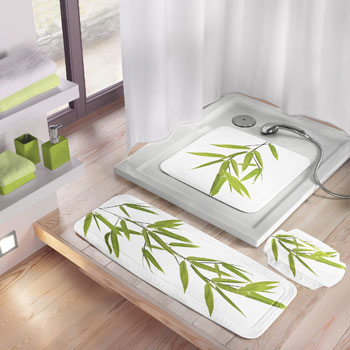 Bamboo Bath Safety Mats product photo