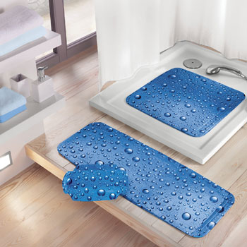 Bubble Bath Safety Mats product photo