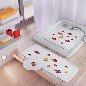 Happy Fish Bath Safety Mats product photo