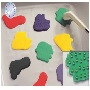 Slip-Not XXS PVC Free Bath Safety Mats