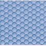 pvc and phthalate free tub or shower stall safety mat in blue, white or beige