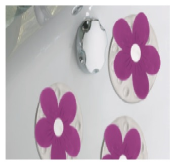 Viola Bath Safety Mats product photo
