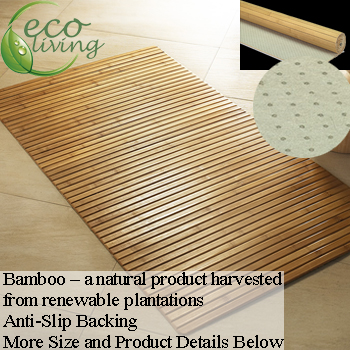 Bambus Bath Mat Bath Safety Mats product photo
