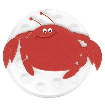 Crab Kids Safety Mats Bath Safety Mats product photo