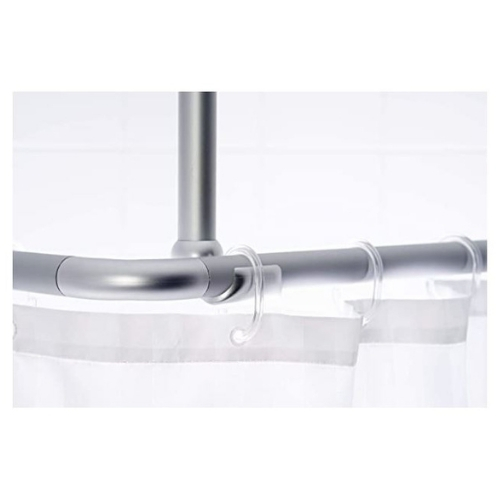 Ridder Ceiling Support for Corner Rod Rods, Rails, and Rings product photo