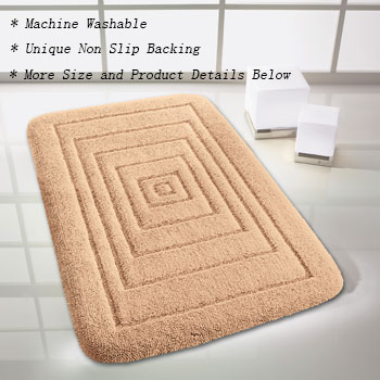 Charlie Bath Rugs Bathroom Rugs product photo