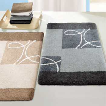 Curly Bathroom Rugs product photo