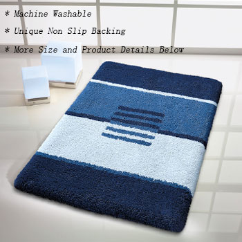 Deco Bath Rugs Bathroom Rugs product photo