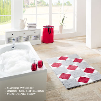 Fairfield Bath Rugs Bathroom Rugs product photo