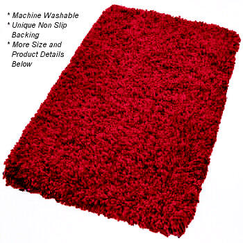 fantasy  shag bathroom rug in amazingly fun colors, Home design