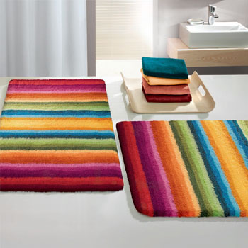 Funky Bath Rugs Bathroom Rugs