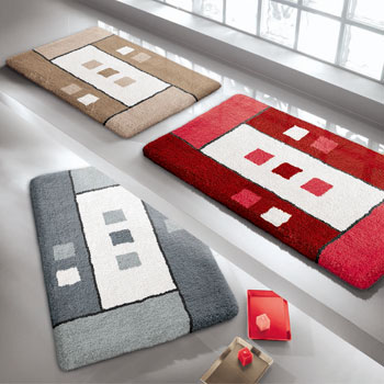 Grafiko Bathroom Rugs product photo