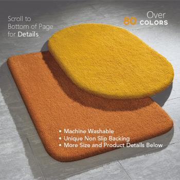 Grandezza Custom Bath Rugs