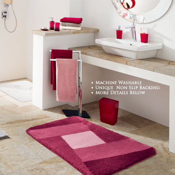 Indiana Bathroom Rug Bathroom Rugs product photo