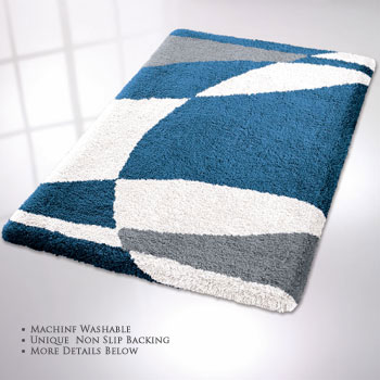 Jackson Bathroom Rugs Bathroom Rugs product photo