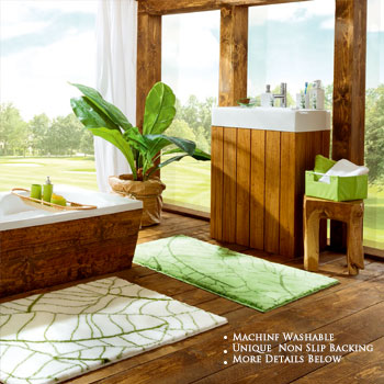 Kingston Bathroom Rugs Bathroom Rugs product photo