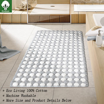 Merida Cotton Bath Rugs