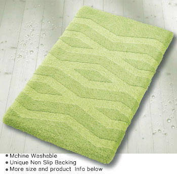 bath, bathroom rugs & mats for safety, quality and design | vita