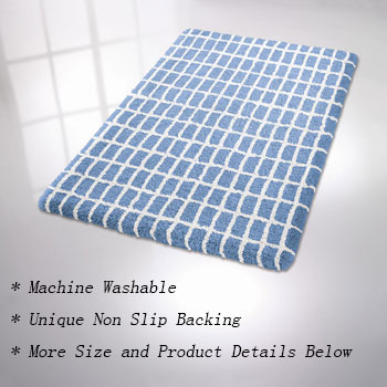 Miramar Bath Rugs Bathroom Rugs product photo