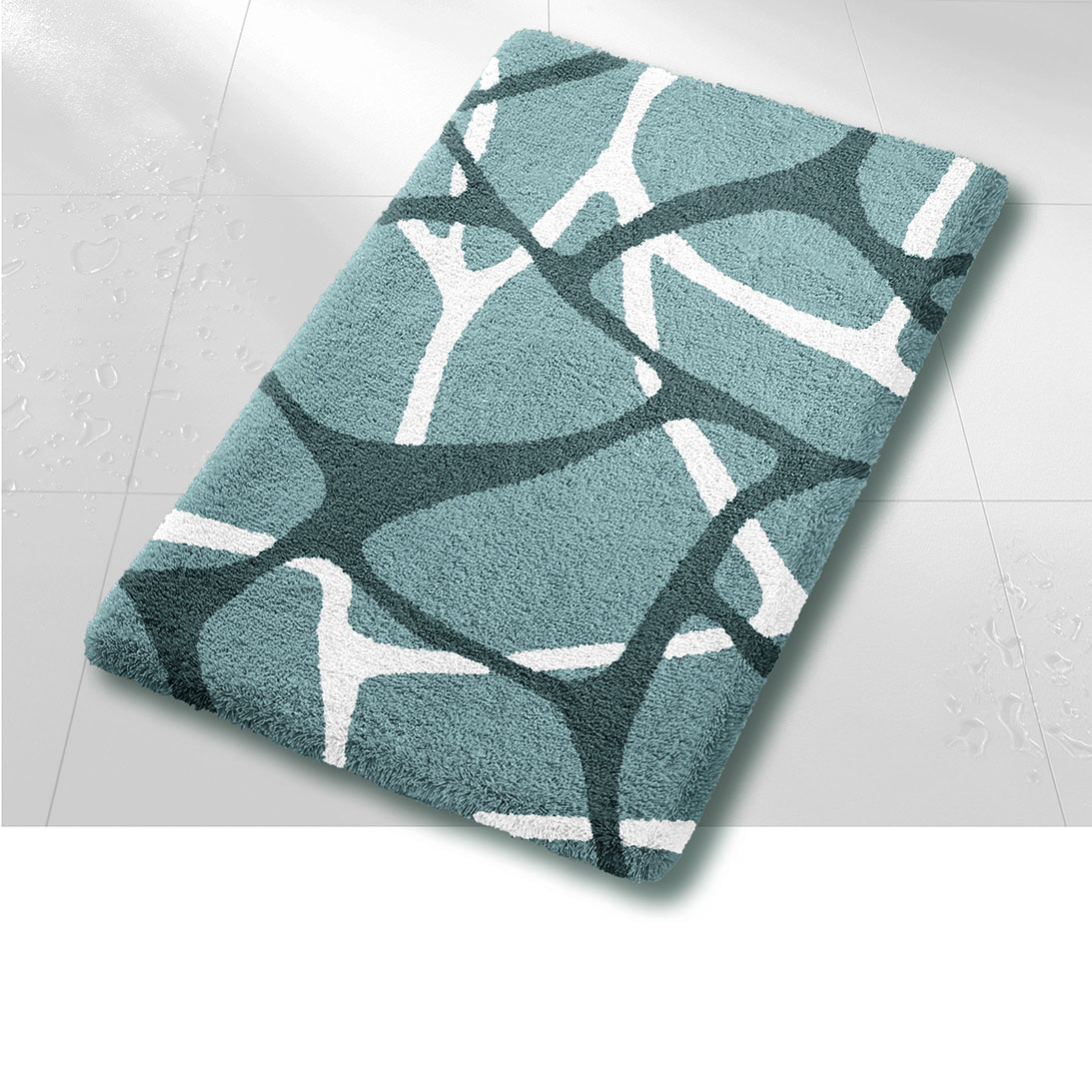 Network Bathroom Rugs product photo