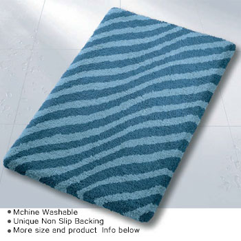 Nora Bath Rug Bathroom Rugs product photo