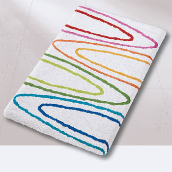 Paint Bath Rugs Bathroom Rugs product photo