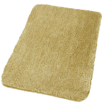 Extra Large Oval Reversible Cotton Bath Rug