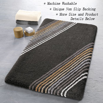 Run Bath Rugs Bathroom Rugs product photo