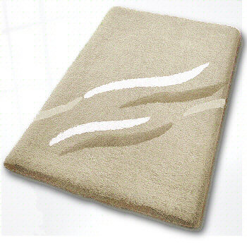 Luxury Bath Rugs In Extra Large Sizes And Bold Unique Colors